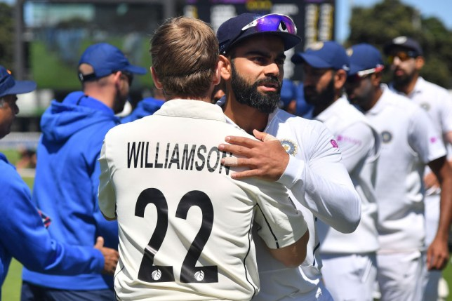 Virat Kohli's India were thrashed by New Zealand in Wellington