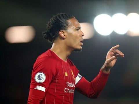 Virgil Van Dijk slams unacceptable Liverpool performance at Watford