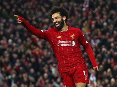 Juventus legend Alessandro Del Piero hails Mohamed Salah as Liverpool 'God'
