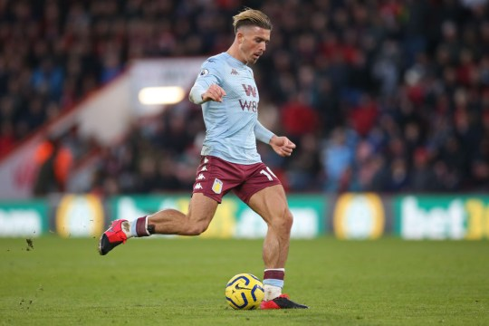 Grealish has been in sparkling form for boyhood club Aston Villa this season (Picture: Getty Images)