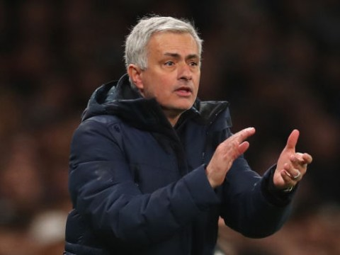 Jose Mourinho reveals when he knew Liverpool would win the Premier League title