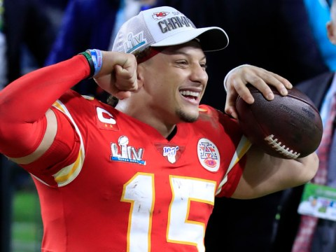 Patrick Mahomes sets two NFL records as Kansas City Chiefs win Super Bowl