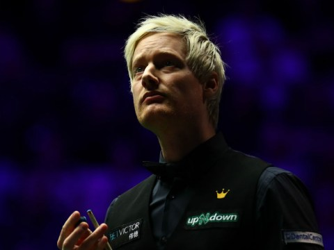 Neil Robertson becomes fourth player to reach 700 career centuries as incredible form continues