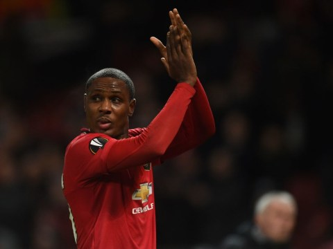 Ole Gunnar Solskjaer gives Odion Ighalo hope of completing permanent Manchester United transfer