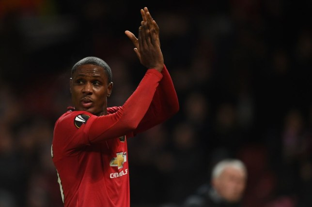 Ole Gunnar Solskjaer has given Odion Ighalo hope of signing a permanent deal at Manchester United