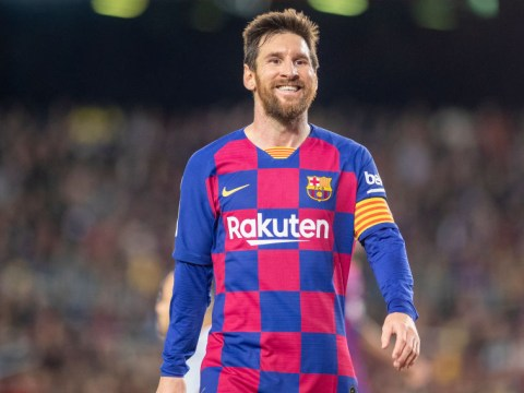 Man City believe they are at the front of the queue to sign Lionel Messi amid Barcelona unrest