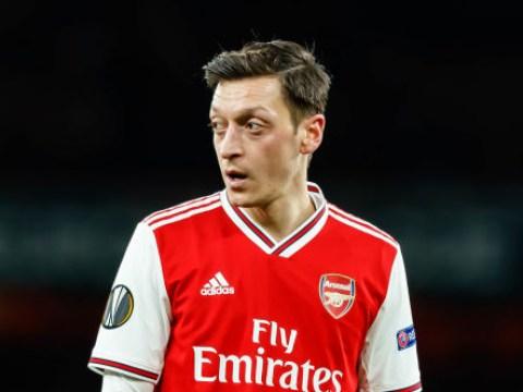 Mesut Ozil's agent gives update on Arsenal midfielder's future
