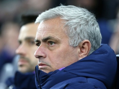 Jose Mourinho is miserable and regrets becoming Tottenham manager, reckons Paul Merson