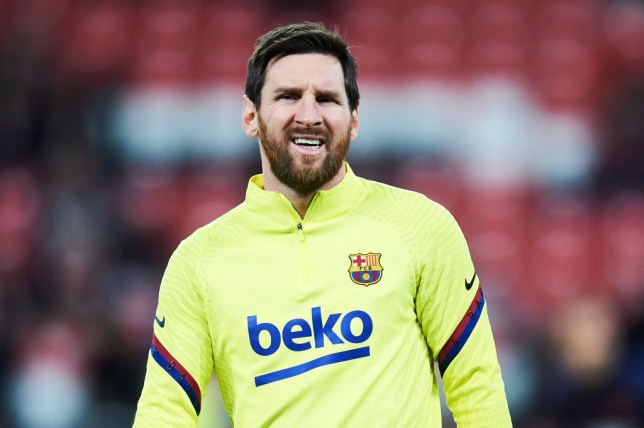 Messi is widely merited as the greatest football of all time (Getty Images)