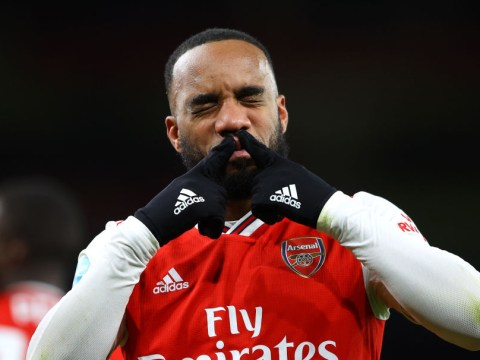 Mikel Arteta reveals how Alexandre Lacazette reacted to being dropped for Arsenal's win over Newcastle