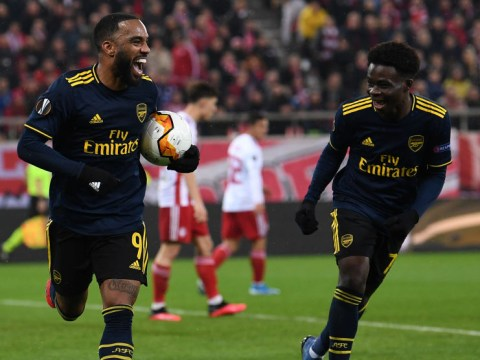 Alexandre Lacazette sends clear message to Bukayo Saka over Arsenal future