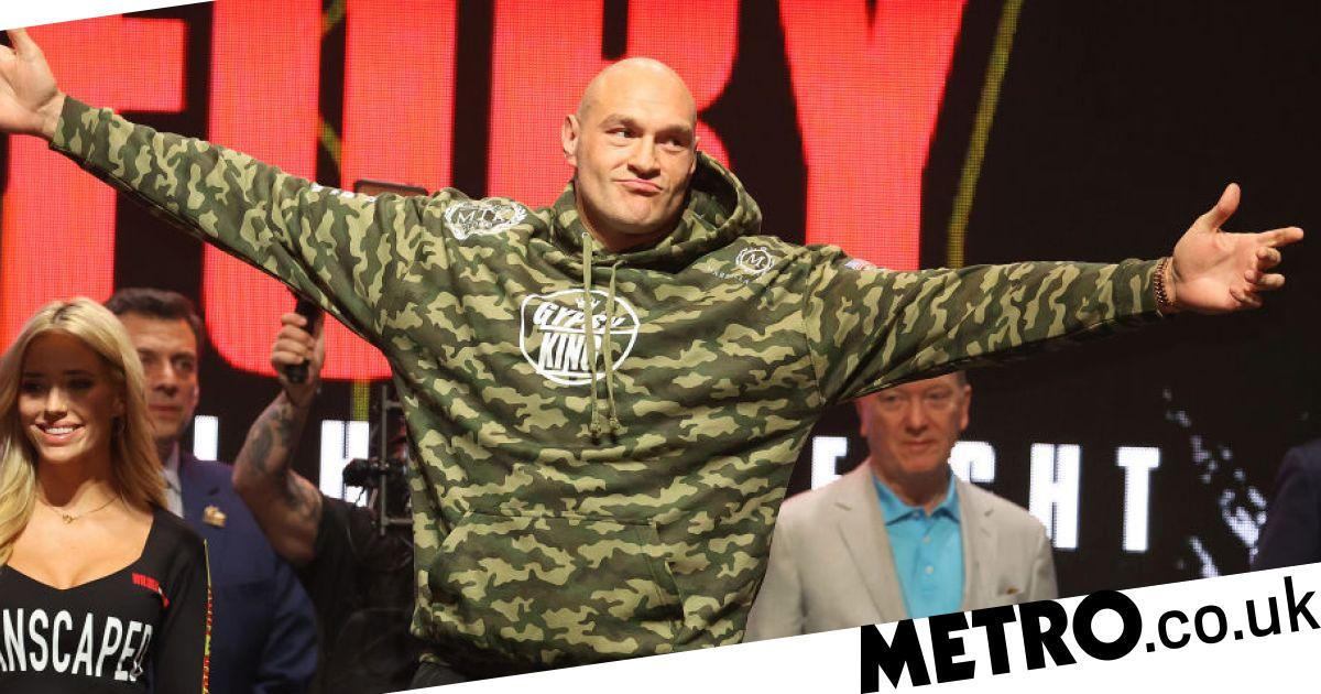 Joseph Parker backing Tyson Fury against Deontay Wilder despite 'dangerous' decision to axe coach - metro