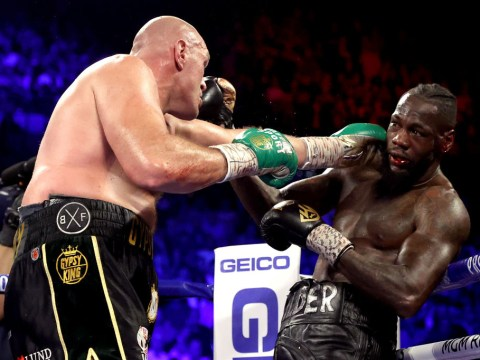 Eddie Hearn convinced Deontay Wilder would step aside for Anthony Joshua vs Tyson Fury