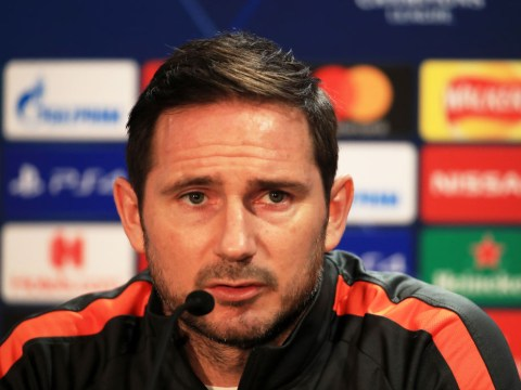 Petr Cech heaps praise on Frank Lampard for 'uniting' Chelsea