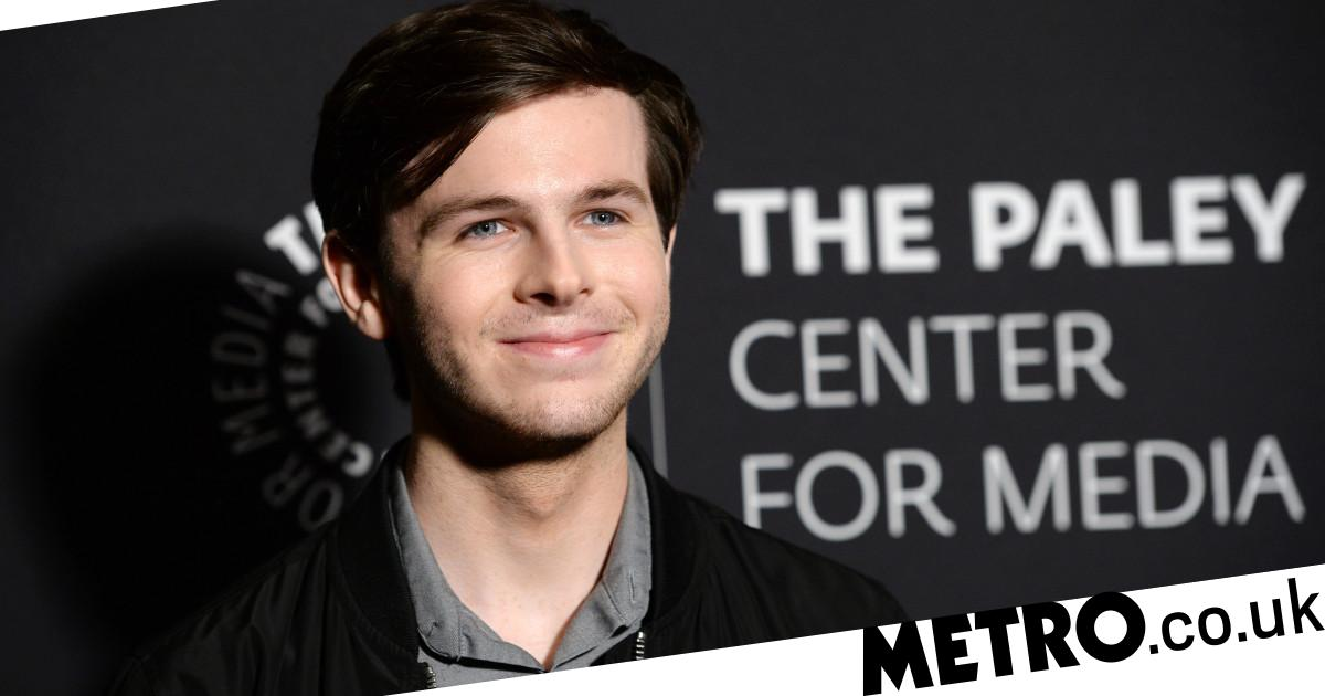 The Walking Dead's Chandler Riggs scrubs up for A Million Little Things event