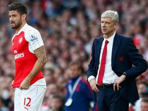 Arsene Wenger 'surprised' by Frank Lampard's treatment of Chelsea star Olivier Giroud
