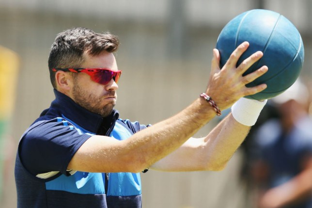 James Anderson will miss England's tour of Sri Lanka