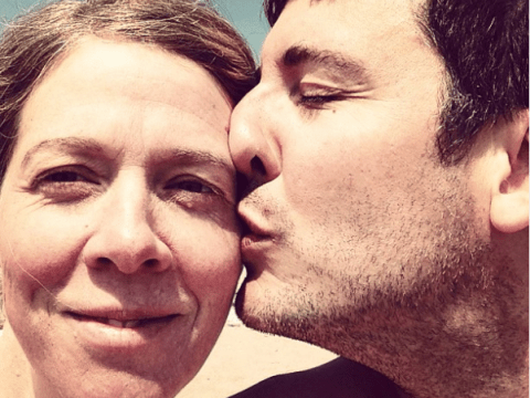 When my husband said he was gay, the hardest part was letting him go