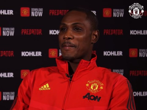 Manchester United hero Andy Cole backs Odion Ighalo to prove a point during loan stint