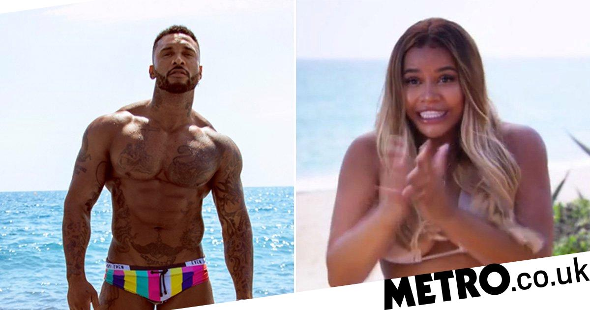 Ex On The Beach: Lateysha Grace and David McIntosh used to text years ago