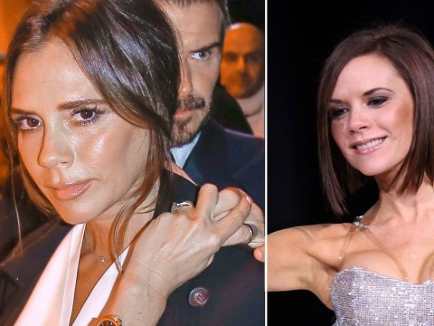 Victoria Beckham left with a lisp and 'could barely speak' after £30,000 veneers replacement