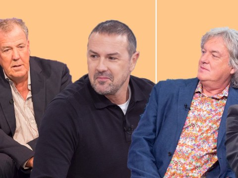 Top Gear's Paddy McGuinness: Jeremy Clarkson, Richard Hammond and James May had an easier ride