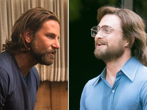 Daniel Radcliffe named movie wig after Bradley Cooper's character in A Star Is Born