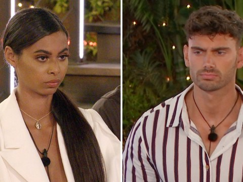 Who left Love Island last night in the latest dumping?