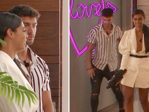 Love Island 2020: Sophie Piper and Wallace Wilson dumped from villa as they're voted off by Islanders