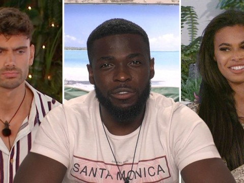 Love Island's Mike Boateng named 'biggest gameplayer' by dumped islanders Sophie Piper and Wallace Wilson after shock double elimination