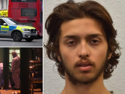 Pictured: Streatham terrorist named as Isis supporter Sudesh Amman