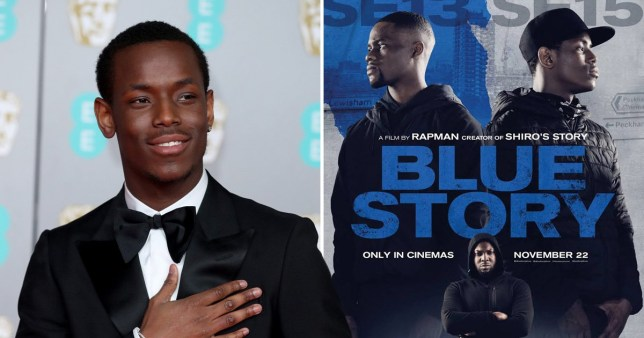 Blue Story's Micheal Ward