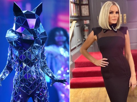 Amanda Holden refuses to answer whether she's the Fox on The Masked Singer