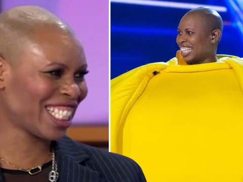 The Masked Singer: Skunk Anansie's Skin reveals heartbreaking childhood story behind Duck costume