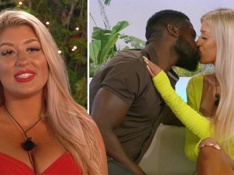 Love Island's Eve Gale shares terrifying death threats sent to twin Jess after Mike Boateng kiss
