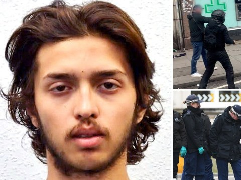 Streatham terrorist shot dead within 60 seconds of launching his attack