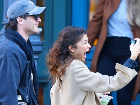 Zendaya loving tourist life as she snaps selfies with Jacob Elordi in New York City amid dating rumours