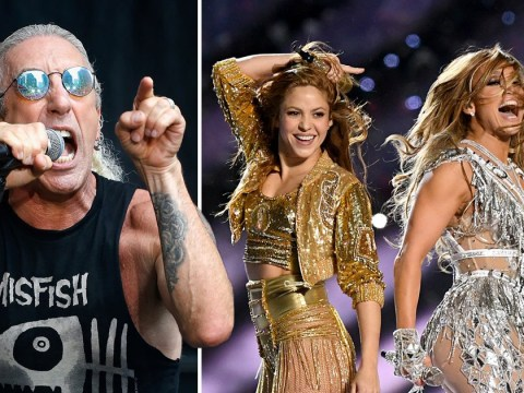 Twisted Sister's Dee Snider rips into Jennifer Lopez and Shakira's 'pole-humping' Super Bowl performance