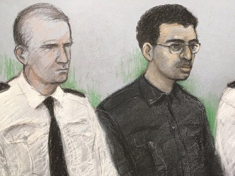 Final movements of Manchester bomber shown at younger brother's trial