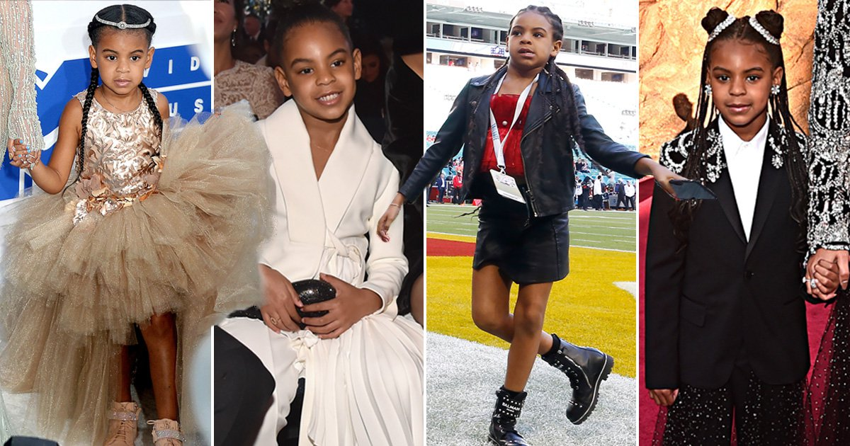 daughter blue ivy carter was a boss