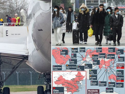 Countdown to escape Wuhan as UK announces final chartered flight from city