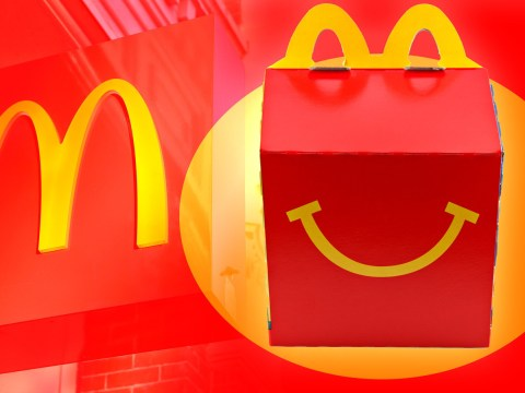 McDonald's partners with World Book Day to give away book tokens with Happy Meals