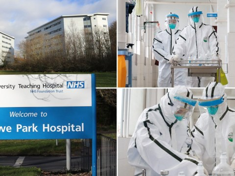 NHS ordered to create 'coronavirus pods' in hospitals amid fears of outbreak