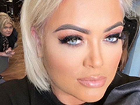 Gemma Collins debuts icy-blonde bob because what is 2020 without a hair transformation?