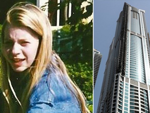 Former air hostess jumped to her death from 1,100ft skyscraper in Dubai