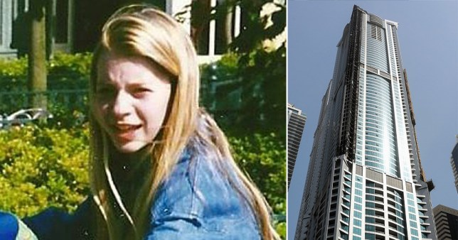 British woman jumped to her death in Dubai