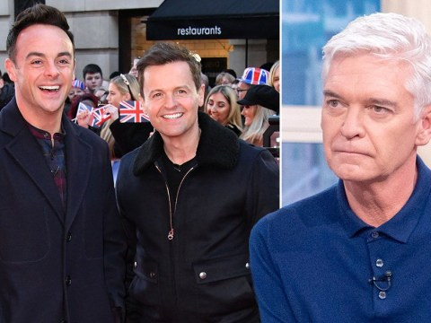 Ant McPartlin and Dec Donnelly praise Phillip Schofield for coming out as gay: 'Sending love to you'
