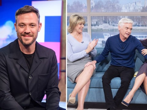 Phillip Schofield praised by Will Young for 'putting wellbeing first' as he recalls pressures from homophobic music execs after coming out as gay