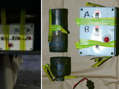Police release images of 'Brexit day bomb' after Continuity IRA admit botched terror plot