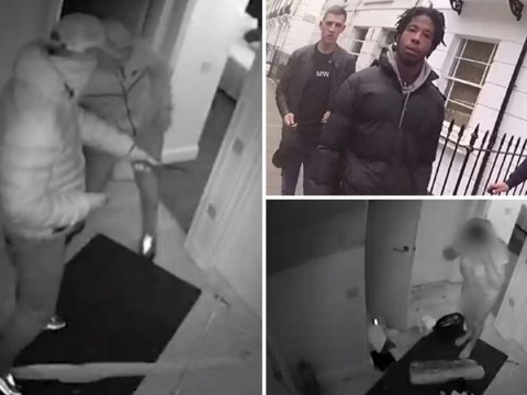 Gang jailed for storming sex workers' homes and robbing them at knifepoint